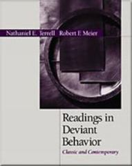 Readings in Deviant Behavior 1st edition 9780155064386 015506438X