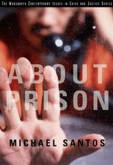 About Prison 1st Edition 9780534623555 0534623557