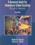 A Resource Guide for Elementary School Teaching 5th edition 9780130278449 0130278440