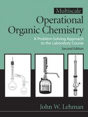 Multiscale Operational Organic Chemistry 2nd edition 9780132413756 0132413752