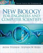 New Biology for Engineers and Computer Scientists 1st Edition 9780130664631 0130664634