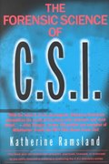 Forensic Science of CSI 1st Edition 9780425183595 0425183599