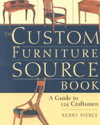 The Custom Furniture Source Book 0 9781561584314 1561584312