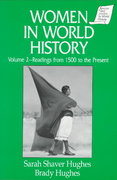 Women in World History: v. 2: Readings from 1500 to the Present 1st Edition 9781563243134 156324313X