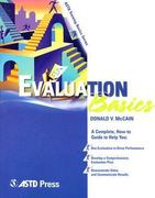 Evaluation Basics 1st Edition 9781562863739 1562863738