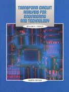 Transform Circuit Analysis for Engineering and Technology 4th edition 9780130200358 0130200352