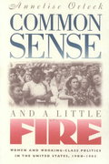 Common Sense and a Little Fire 1st Edition 9780807845110 0807845116