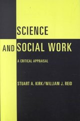 Science and Social Work 0 9780231118255 0231118252