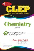 CLEP Chemistry 1st Edition 9780738666518 0738666513