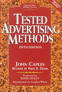 Tested Advertising Methods 5th Edition 9780130957016 0130957011