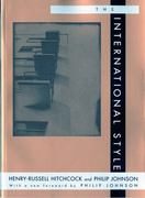 The International Style 1st Edition 9780393315189 0393315185