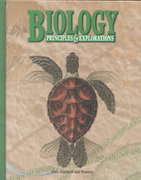 Biology 98th edition 9780030514333 0030514339