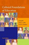 Cultural Foundations of Education 4th Edition 9780131702813 0131702815