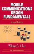 Mobile Communications Design Fundamentals 2nd edition 9780471574460 0471574465