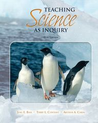 Teaching Science as Inquiry 11th Edition 9780131599499 0131599496