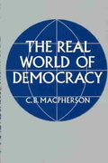The Real World of Democracy 0 9780195015348 0195015347
