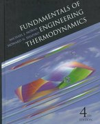 Fundamentals of Engineering Thermodynamics 4th edition 9780471317135 0471317136