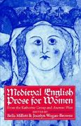 Medieval English Prose for Women 1st Edition 9780198119975 0198119976