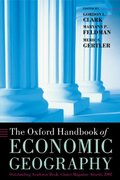 The Oxford Handbook of Economic Geography 0 9780199250837 0199250839