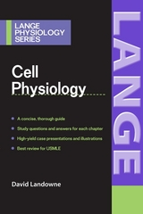 Cell Physiology 1st Edition 9780071464741 0071464743