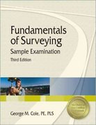 Principles and Practice of Land Surveying Sample Examination 3rd edition 9781591260462 1591260469