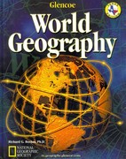 Glencoe World Geography Texas Student Edition 2003 1st Edition 9780078259869 007825986X