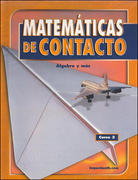 IMPACT Mathematics: Algebra and More, Course 3, Spanish Student Edition 1st edition 9780078607325 0078607329