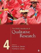 The SAGE Handbook of Qualitative Research 4th Edition 9781412974172 1412974178