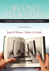 Second Thoughts 5th edition 9781412988094 1412988098
