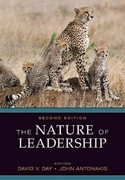 The Nature of Leadership 2nd edition 9781412980203 1412980208