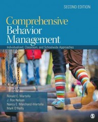 Comprehensive Behavior Management 2nd edition 9781412988278 1412988276