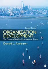 Organization Development 1st Edition 9781483308357 1483308359