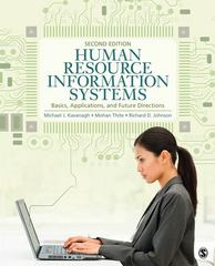 Human Resource Information Systems 2nd edition 9781412991667 1412991668