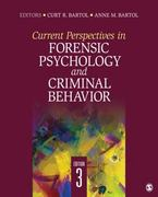 Current Perspectives in Forensic Psychology and Criminal Behavior 3rd Edition 9781412992442 1412992443