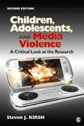 Children, Adolescents, and Media Violence 2nd Edition 9781412996426 1412996422