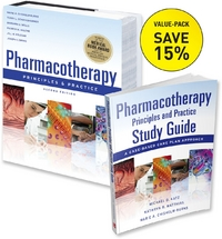 Pharmacotherapy Principles and Practice (VALUE PACK 3) 1st edition 9780071756426 0071756426