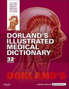 Dorland's Illustrated Medical Dictionary 32th Edition 9781416062578 1416062572