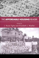 The Affordable Housing Reader 1st Edition 9780415669382 0415669383