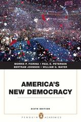America's New Democracy 6th edition 9780205806737 0205806732
