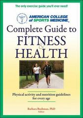 ACSM's Complete Guide to Fitness and Health 1st edition 9780736093378 0736093370