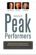 Secrets of Peak Performers II 0 9781599322414 1599322412