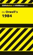 CliffsNotes on Orwell's 1984 0 9781611068337 1611068339