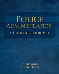 Police Administration 1st edition 9780073380001 0073380008