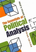 The Essentials of Political Analysis, 3rd Edition and A Stata Companion to Political Analysis, 2nd Edition 3rd edition 9781608716951 1608716953