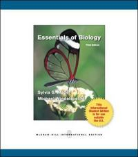 Essentials of Biology 3rd edition 9780071315951 0071315950