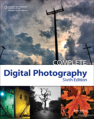 Complete Digital Photography 6th edition 9781435459205 1435459202