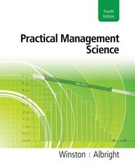 Practical Management Science (with Essential Textbook Resources Printed Access Card) 4th Edition 9781111531317 1111531315
