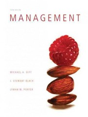 Management 3rd edition 9780132553285 0132553287
