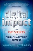 Digital Impact 1st Edition 9780470905722 0470905727