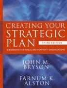 Creating Your Strategic Plan 3rd Edition 9780470405352 047040535X